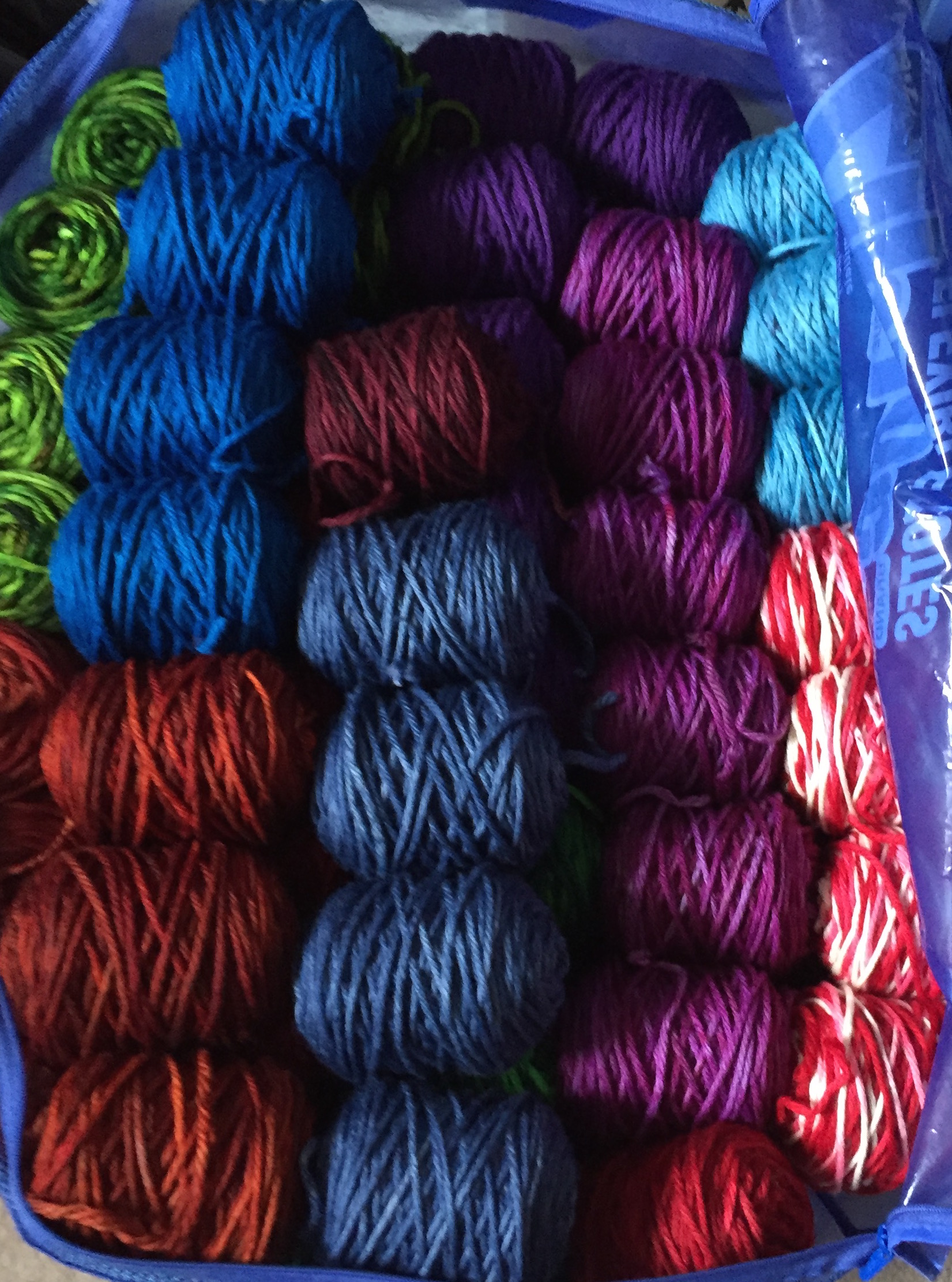 Lovely Wound Yarn Ready for Easy Use