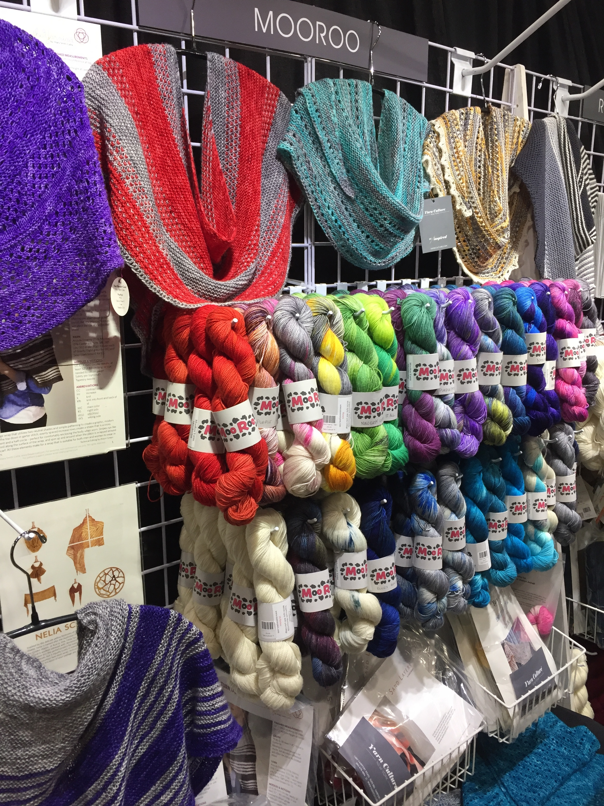 Incredible fiber finds at Yarn Culture New York