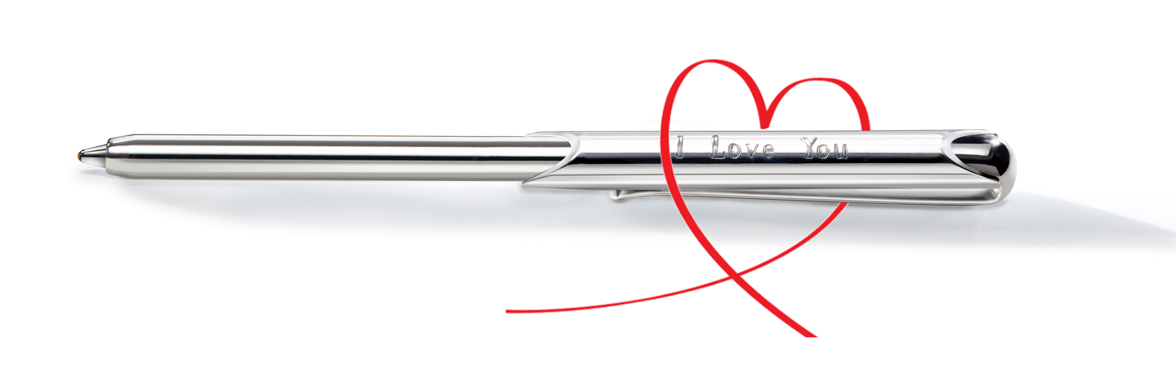 The I Love You Wallet Pen