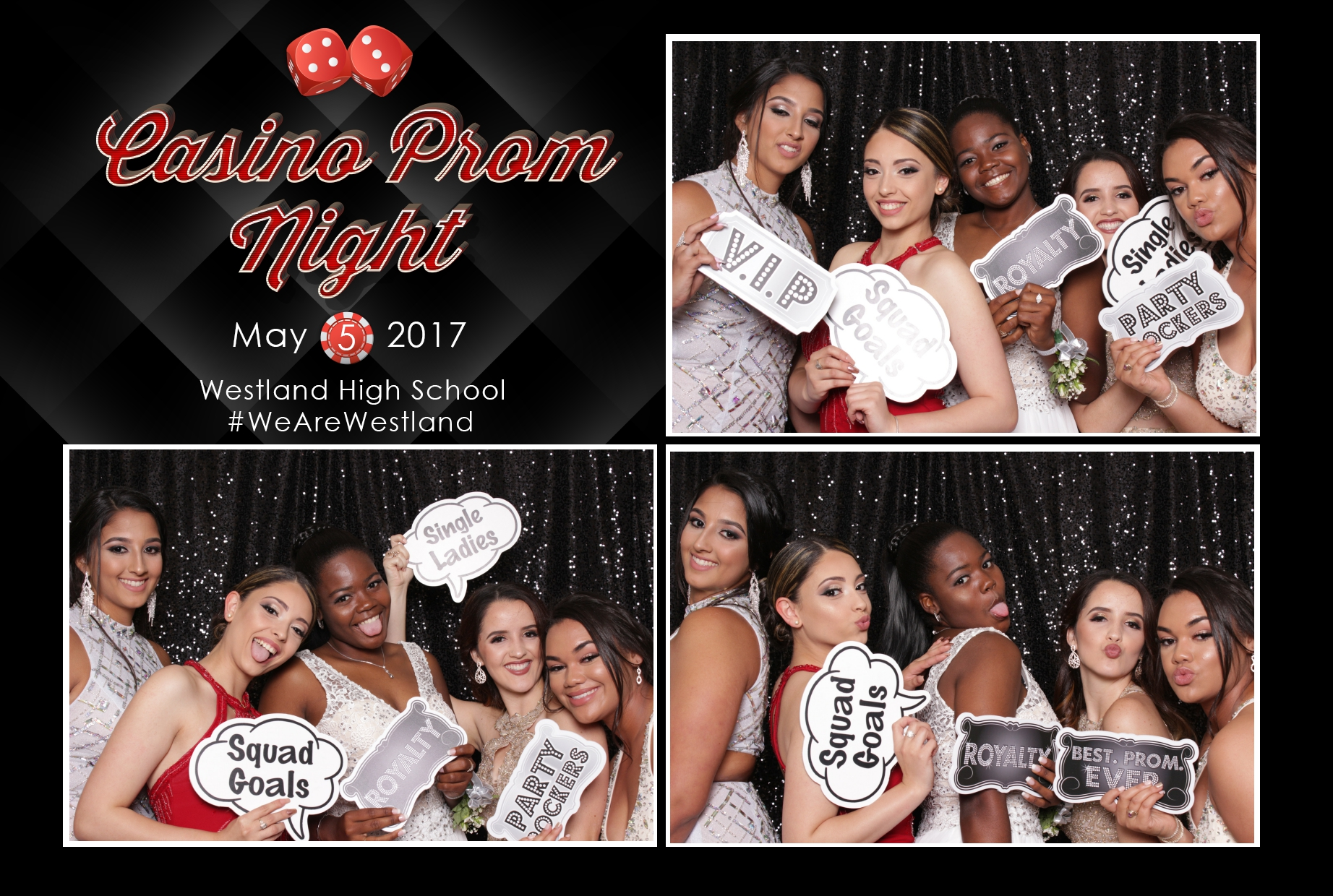 Coral Gables Country Club Prom