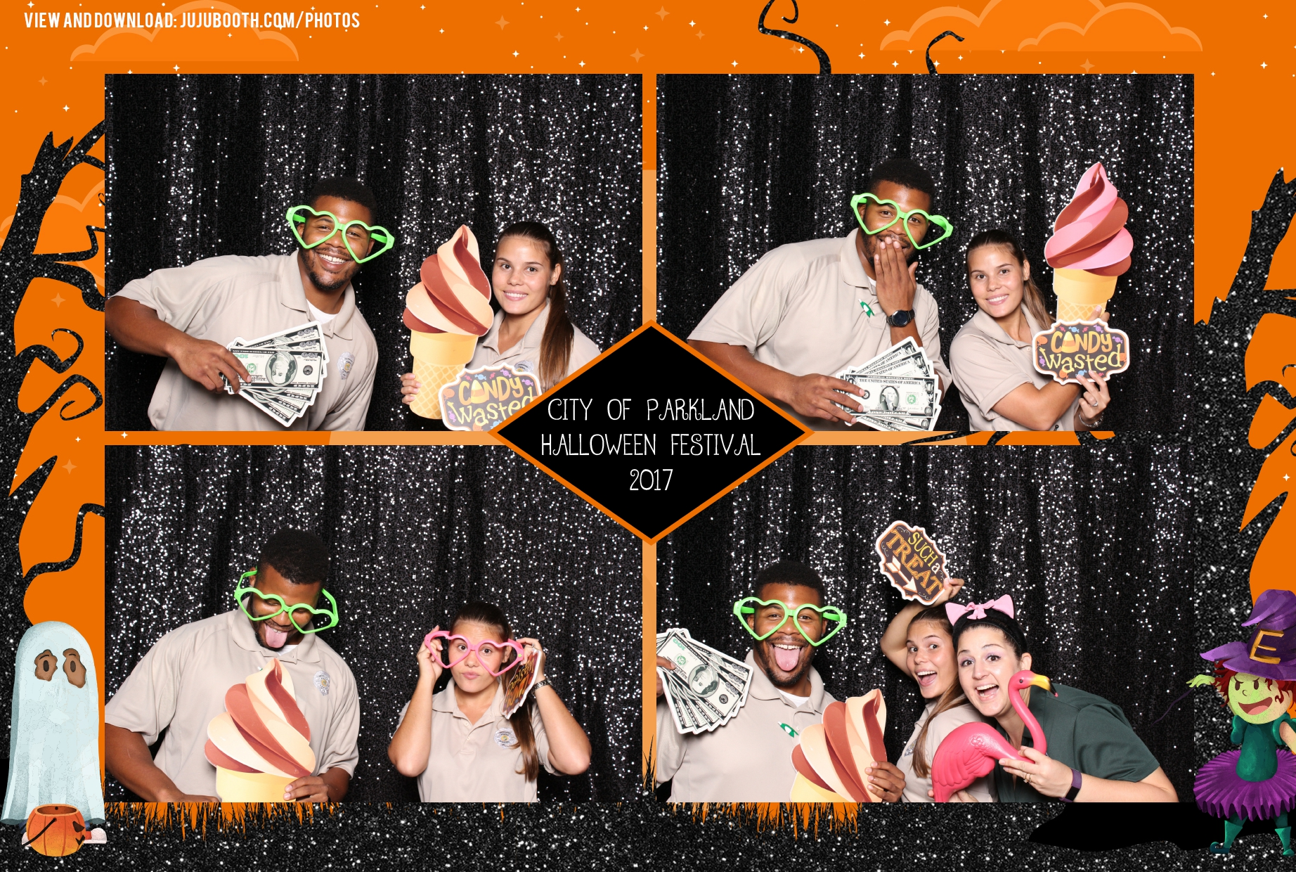Parkland Florida Photo Booth