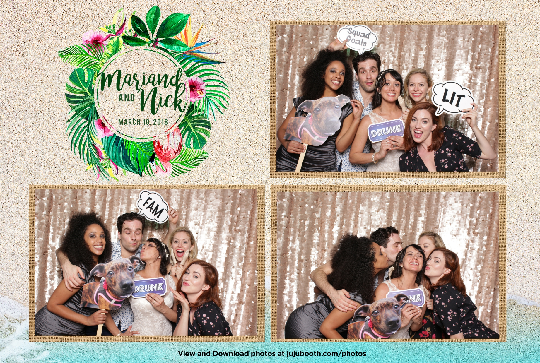 Miami Beach Photo Booth Rental