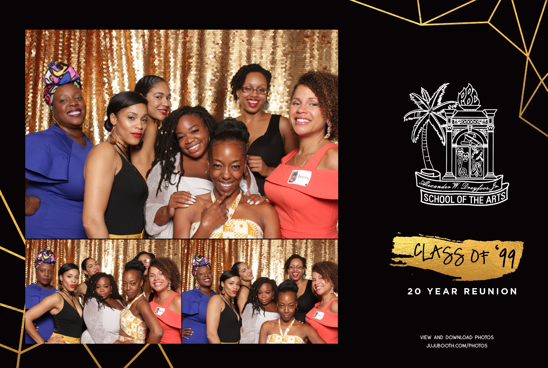 South-florida-school-reunion-photo-booth