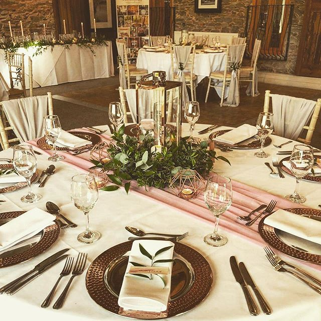 What a busy successful open day today! Thank you to the very creative rustic wedding company! #weddingfayre #therusticweddingcompany #weddingdecoration #openday #weddings #countryweddingvenue