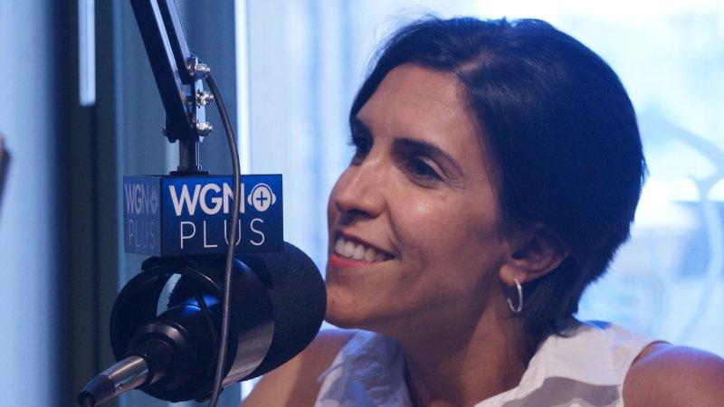 Sparkl Founder/CEO, Lisa Souter talking to Technori's Sean Froelich on WGN Radio.