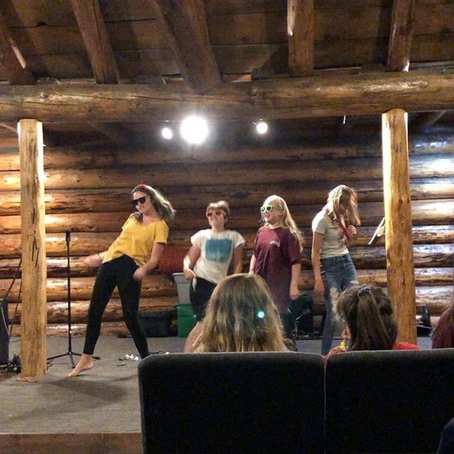 Jr High Lip Sync Battle. One for the ages. Thanks everyone for a great week of God and Community #Onward2k19 #Lipsyncbattle