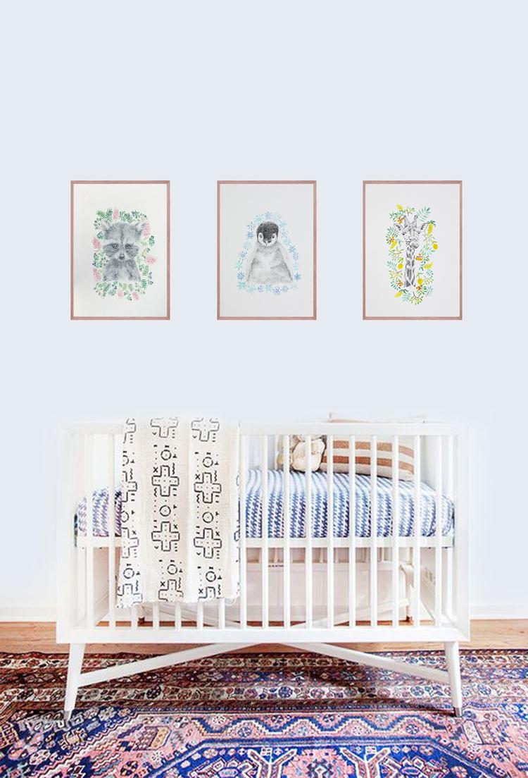 The Seasons Framed.jpg
