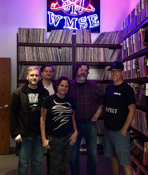 Zero Hour on 91.7 fm WMSE hosts RSH - RSH sits down with DJ Andy on 9/21/18 (interview starts at 2:03:00