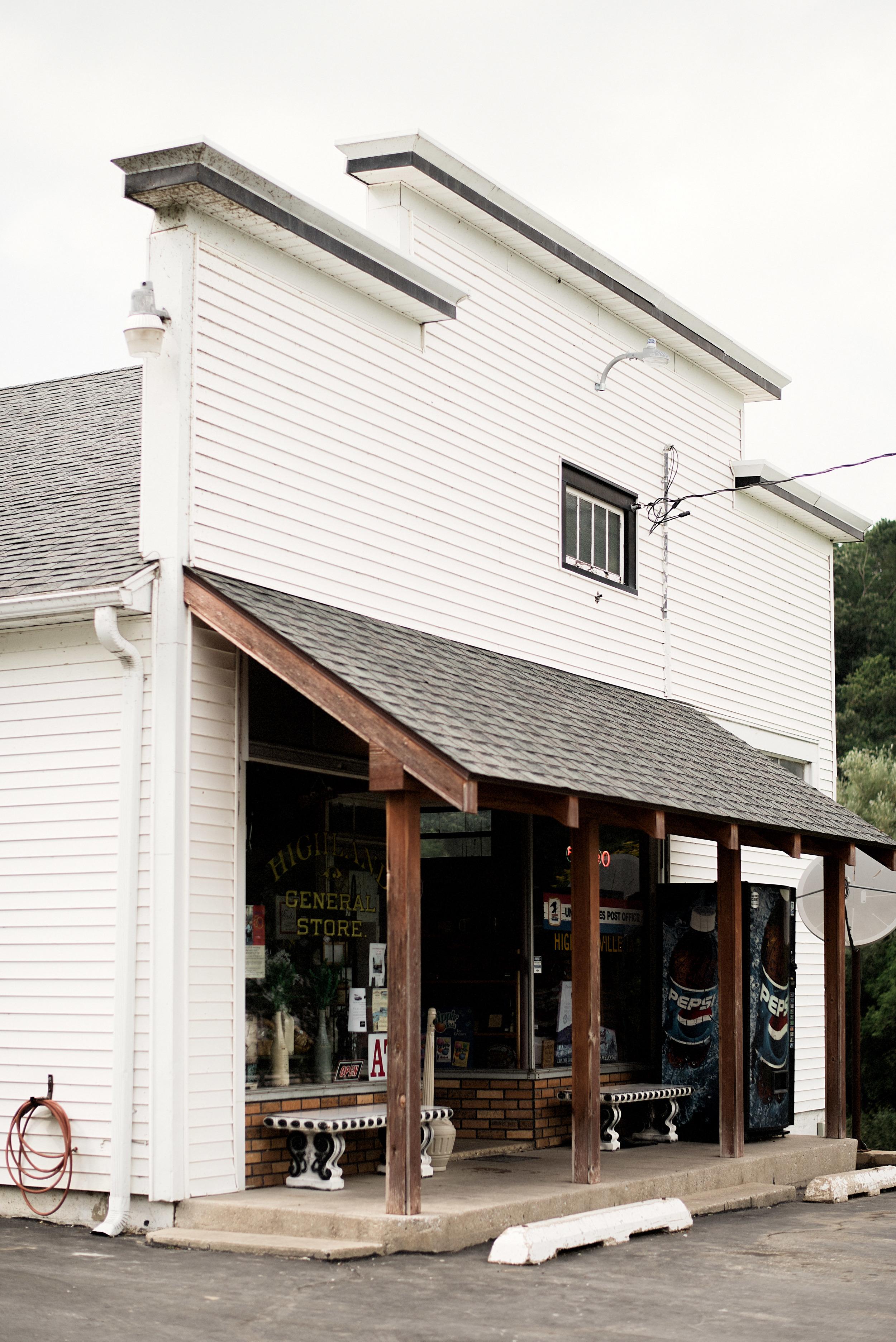 Highlandville General Store