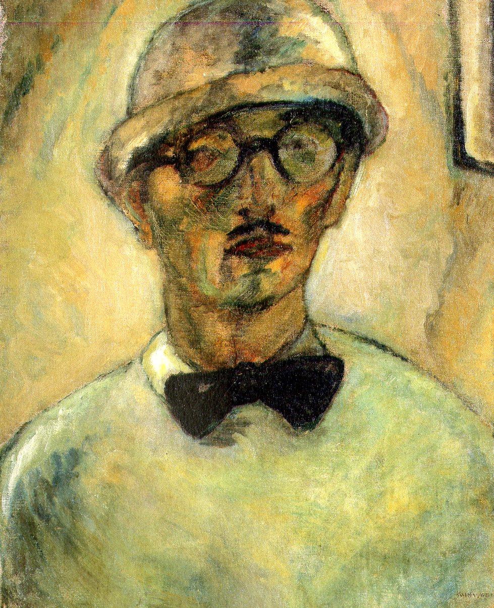 Self Portrait, 1918