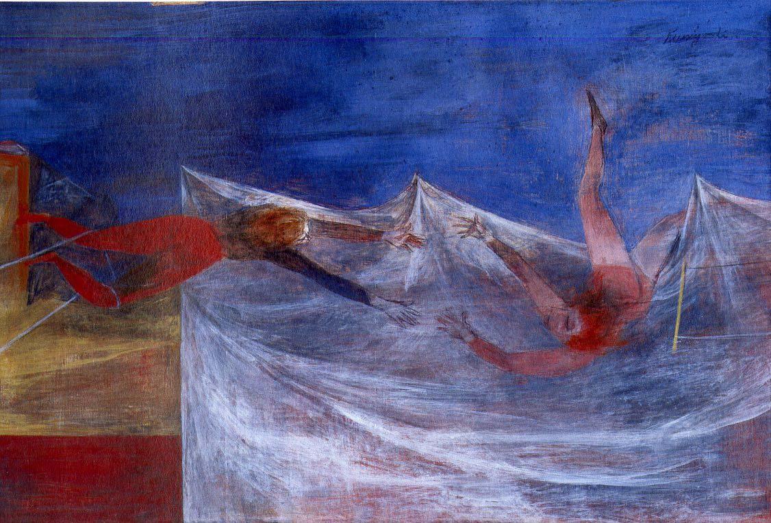 Disturbing Dream, 1948