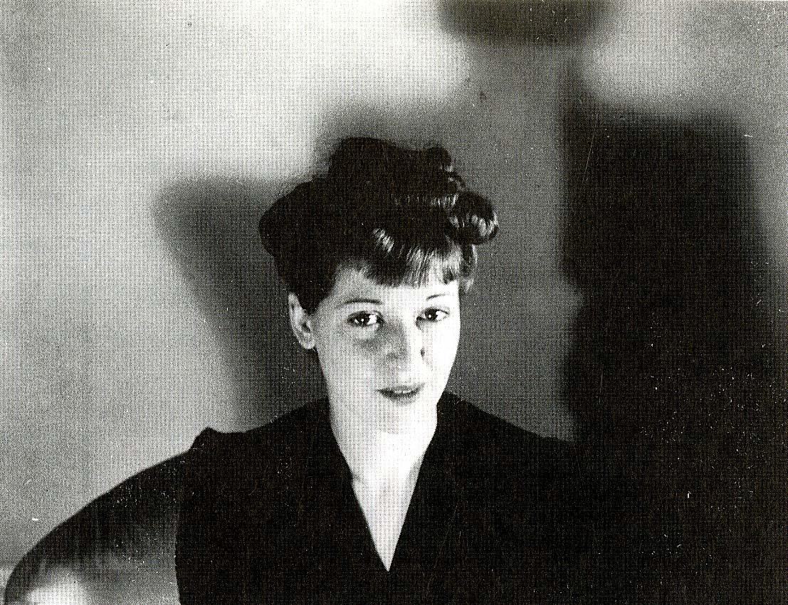 Sara Mazo, Kuniyoshi's second wife, 1938