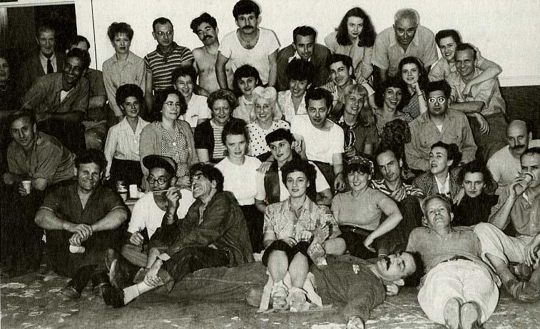 Woodstock Party, 1930s