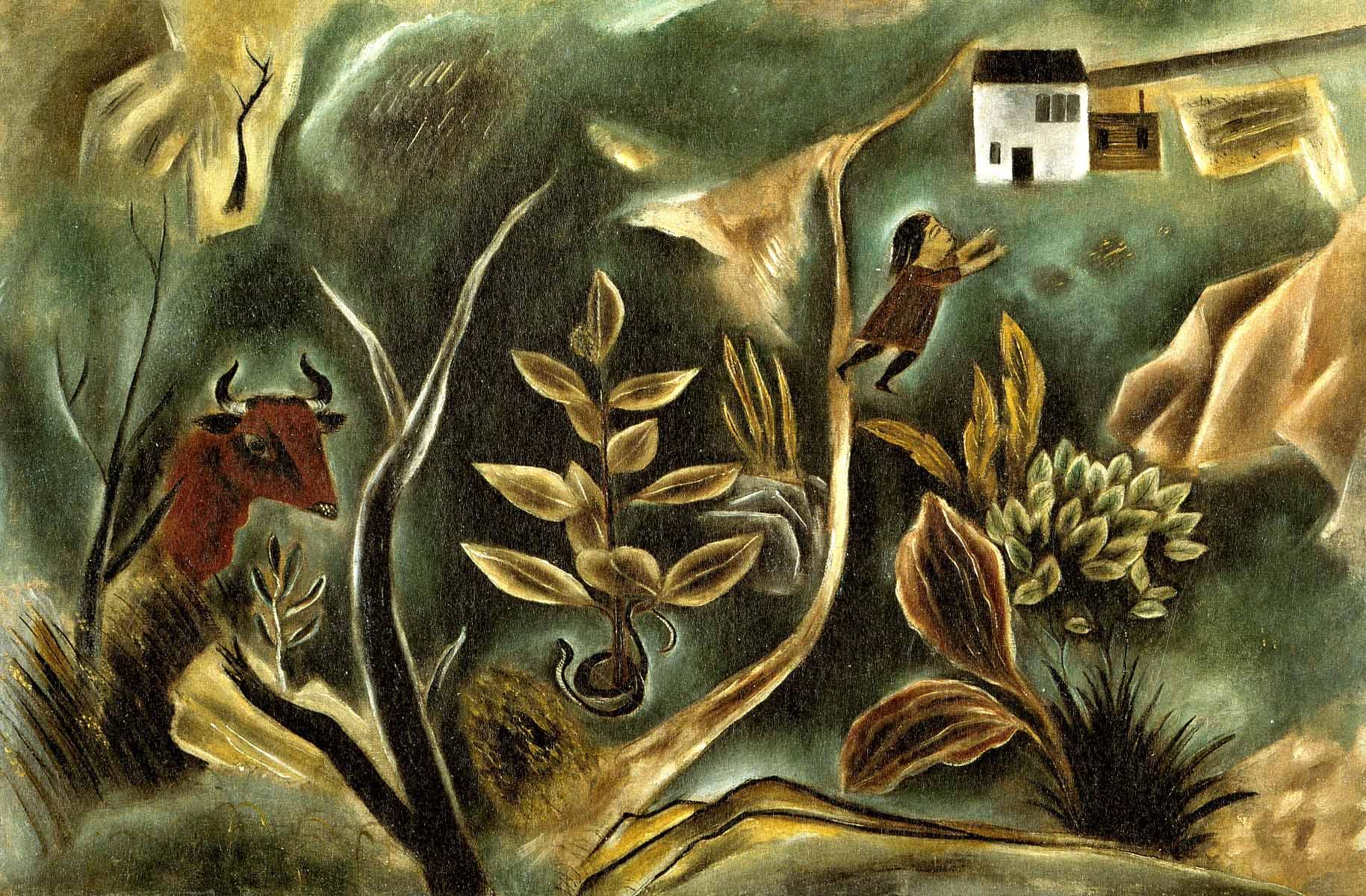 Dream, 1922