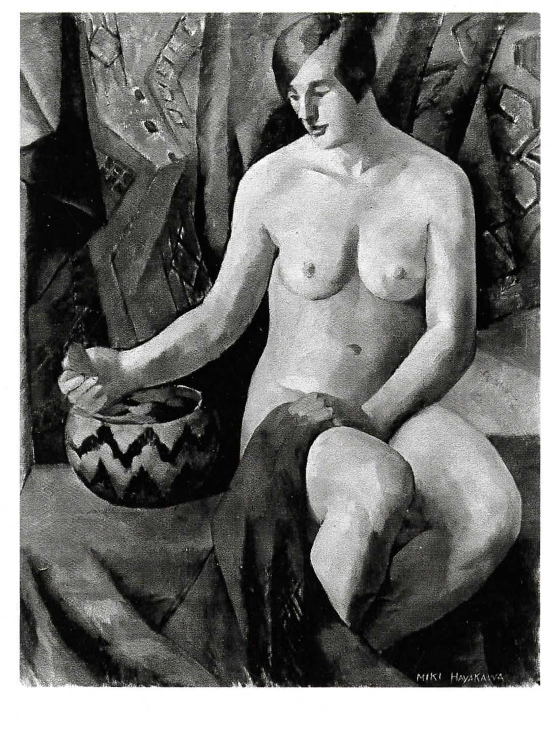 Female Nude,  1927