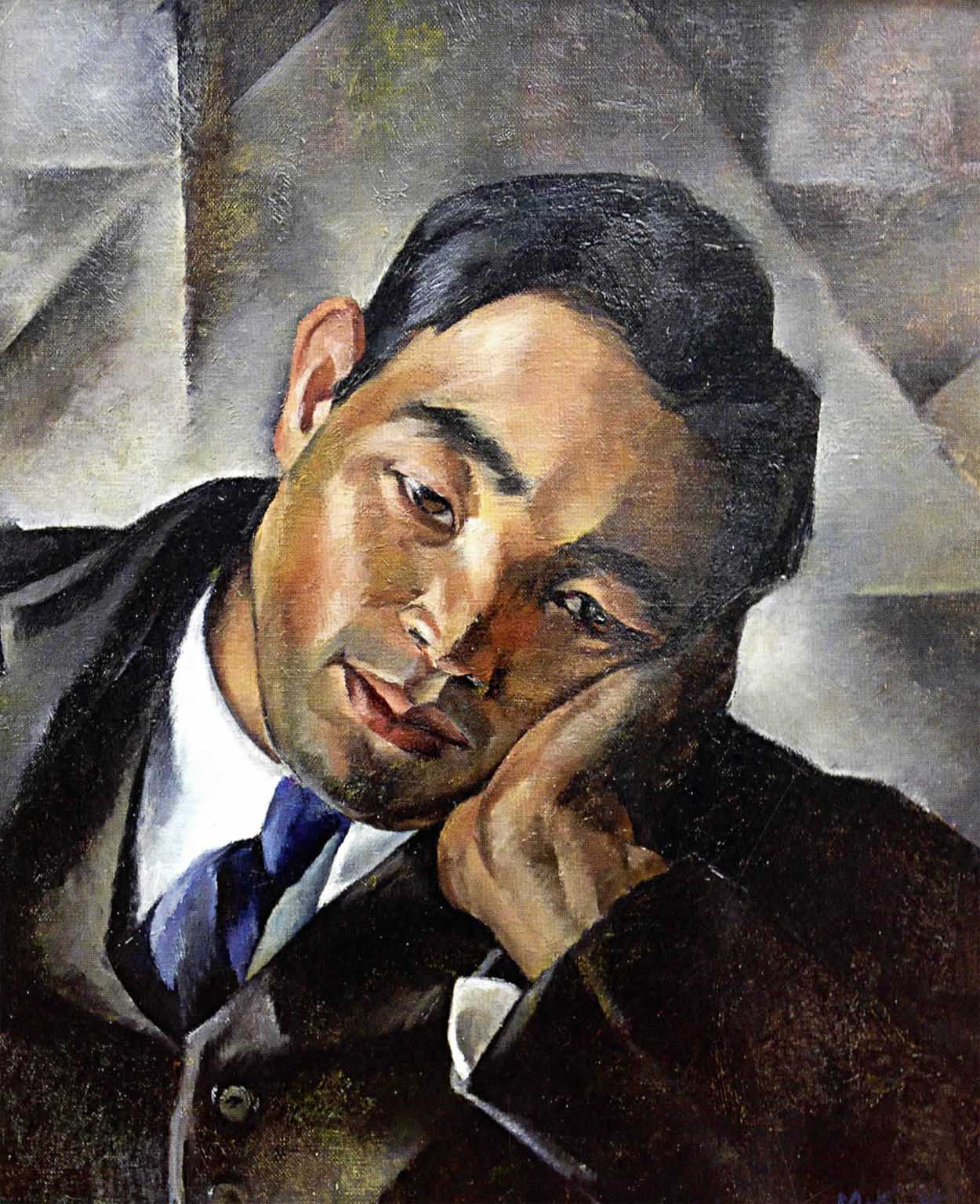 Portrait of a Young Man,  1929
