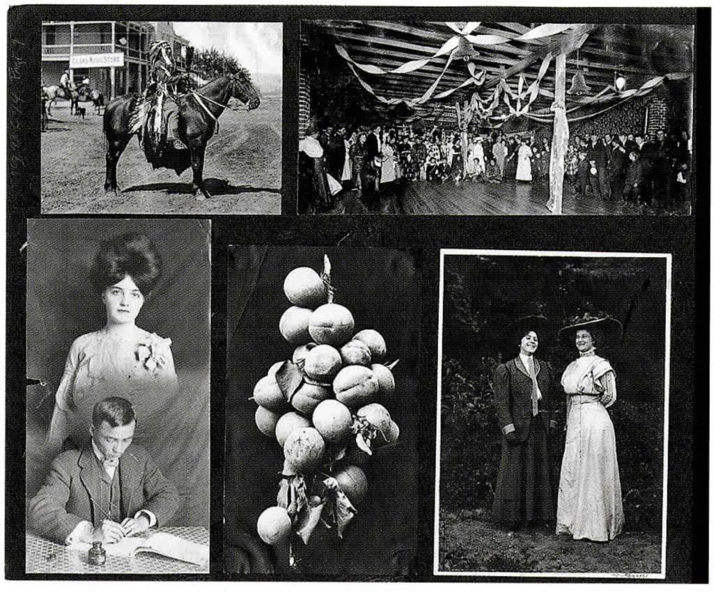 Okanogan Scrapbook,  1912