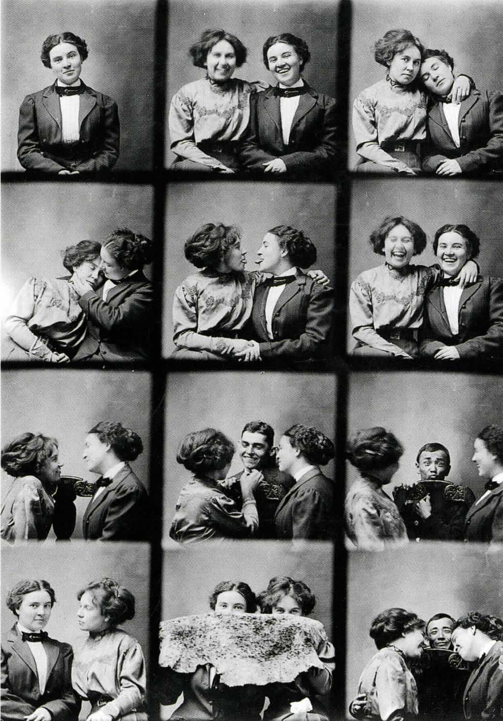 Mathilda Schaller, Matsura & Friends,  1911