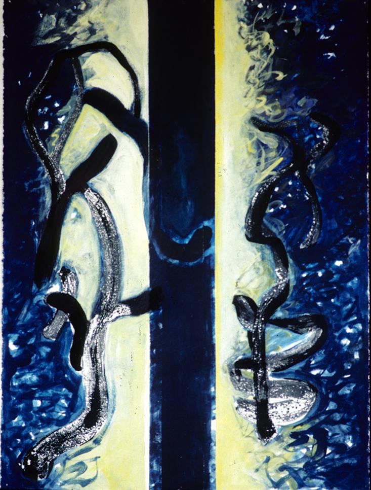 Cosmic Gap #1,  1990