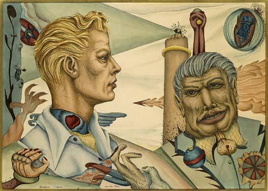 Double Portrait,  1944