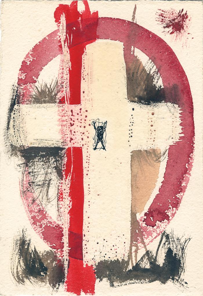 Crucifix  (No Date)