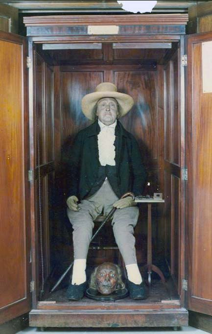 Jeremy Bentham at UCL