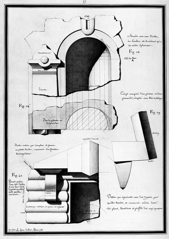 Arch with niche…  (1782)