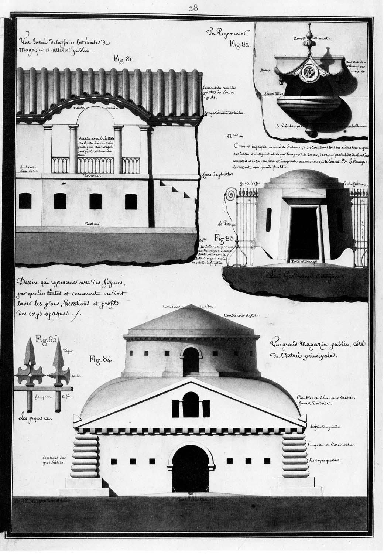 A large public storehouse…