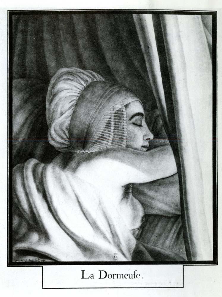 The Sleeper  (1791)