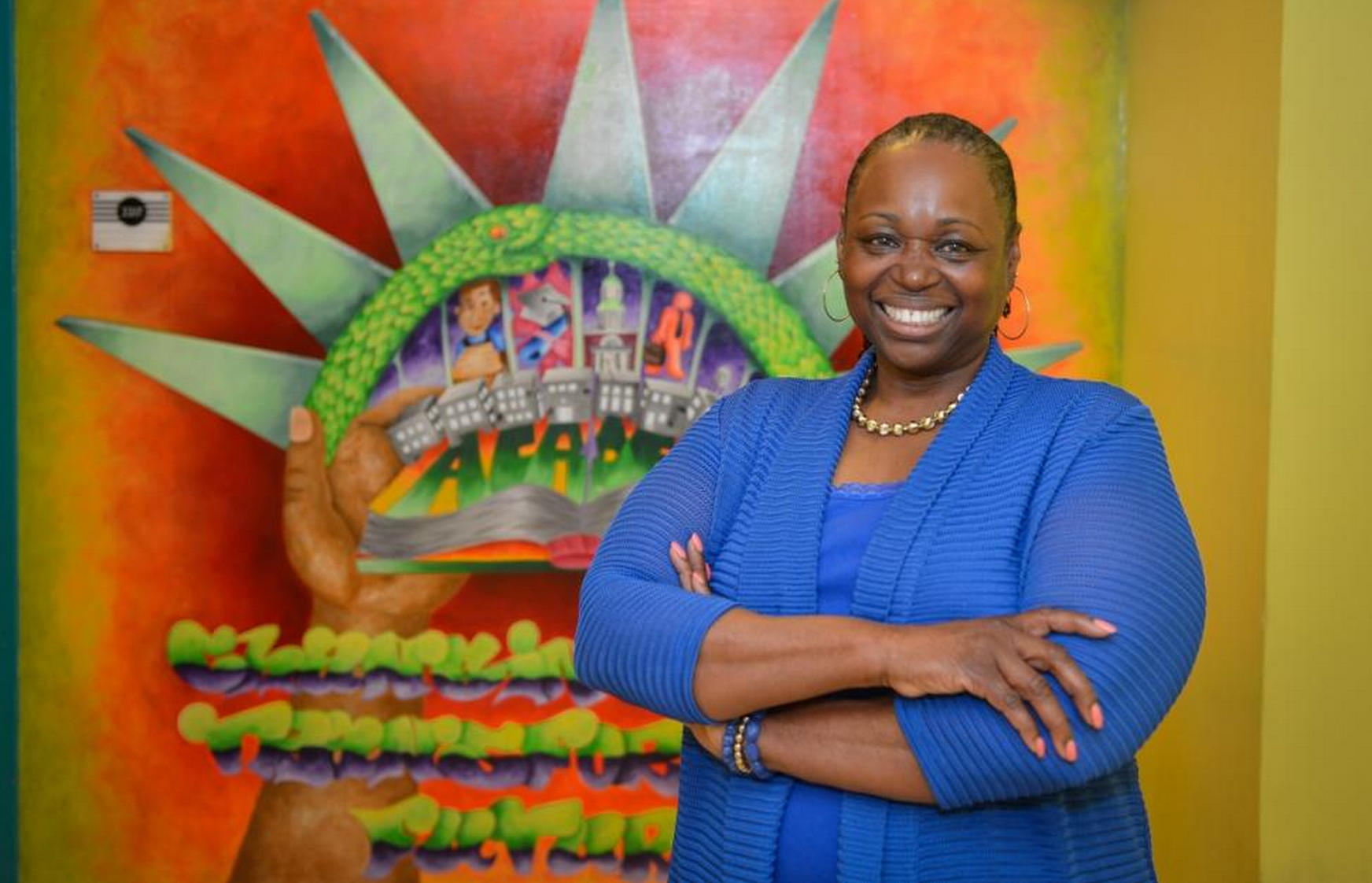 (News Article) Compassionate counselor turns around the lives of at-risk Bronx students |NY Daily News