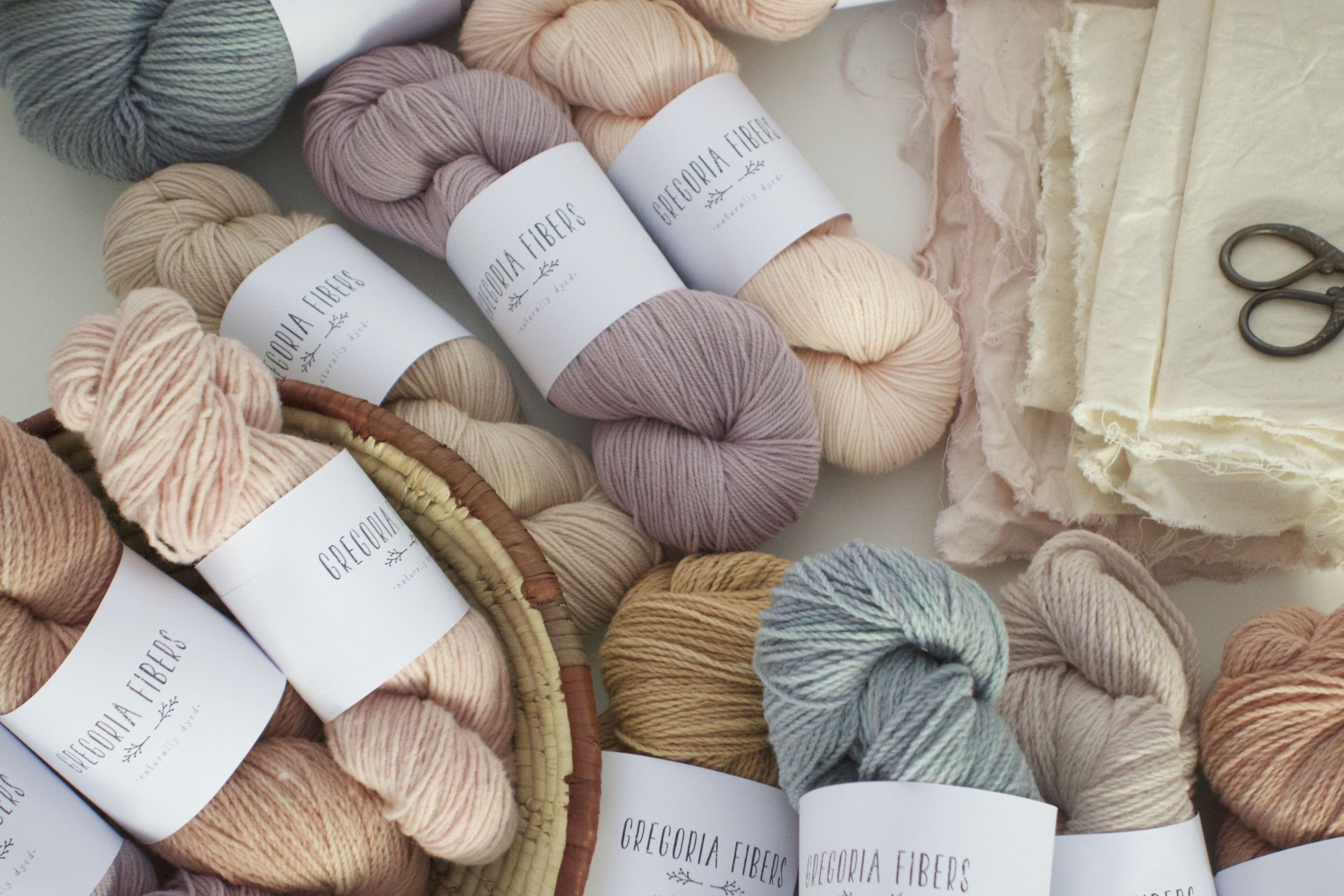 Gregoria Fibers Yarn