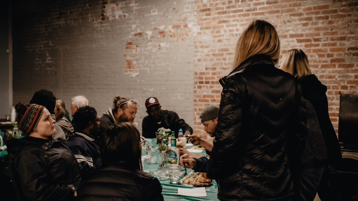 """The Compound - """"A space that does more than meet the basic needs i.e. food and shelter, but a space that will cultivate solidarity, worthiness and ultimately nurture each persons own creativity…"""""""