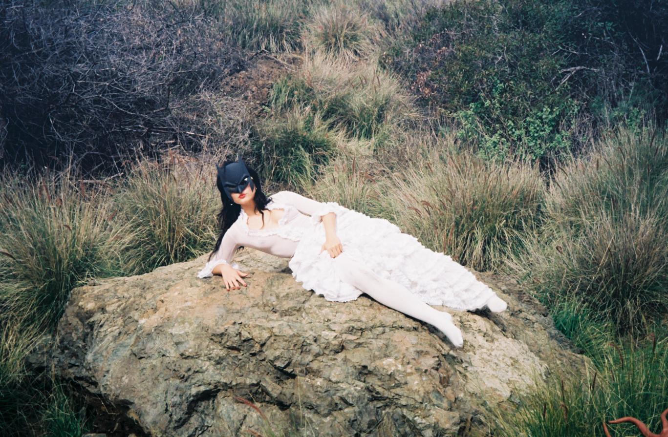 """I'm not chill at all. I'm not a chill woman. And I hate that idea."" - -Lila Gold @lila.gold[Photo | Miriam Marlene]"