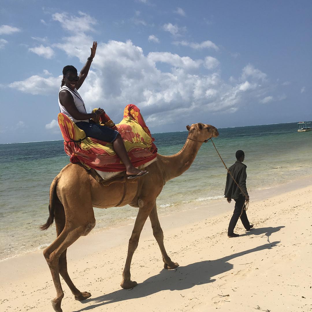 Living the travel dream in Mombasa