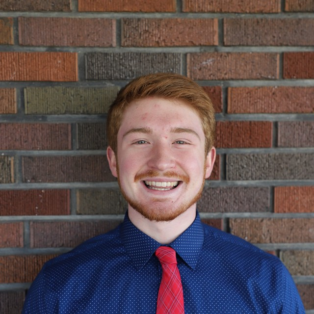 """#MeetTheRiders🚴♂️ Our third 2019 rider is Parker Phelps! """"Hey! My name is Parker Phelps. I am a sophomore from Frankfort, Kentucky and am studying Nursing at WKU."""" We asked Parker a few questions about his experience on the ride so far. Find out more about Parkr and our other riders on the """"Meet The Riders"""" page on our website! #Bike4Alz"""