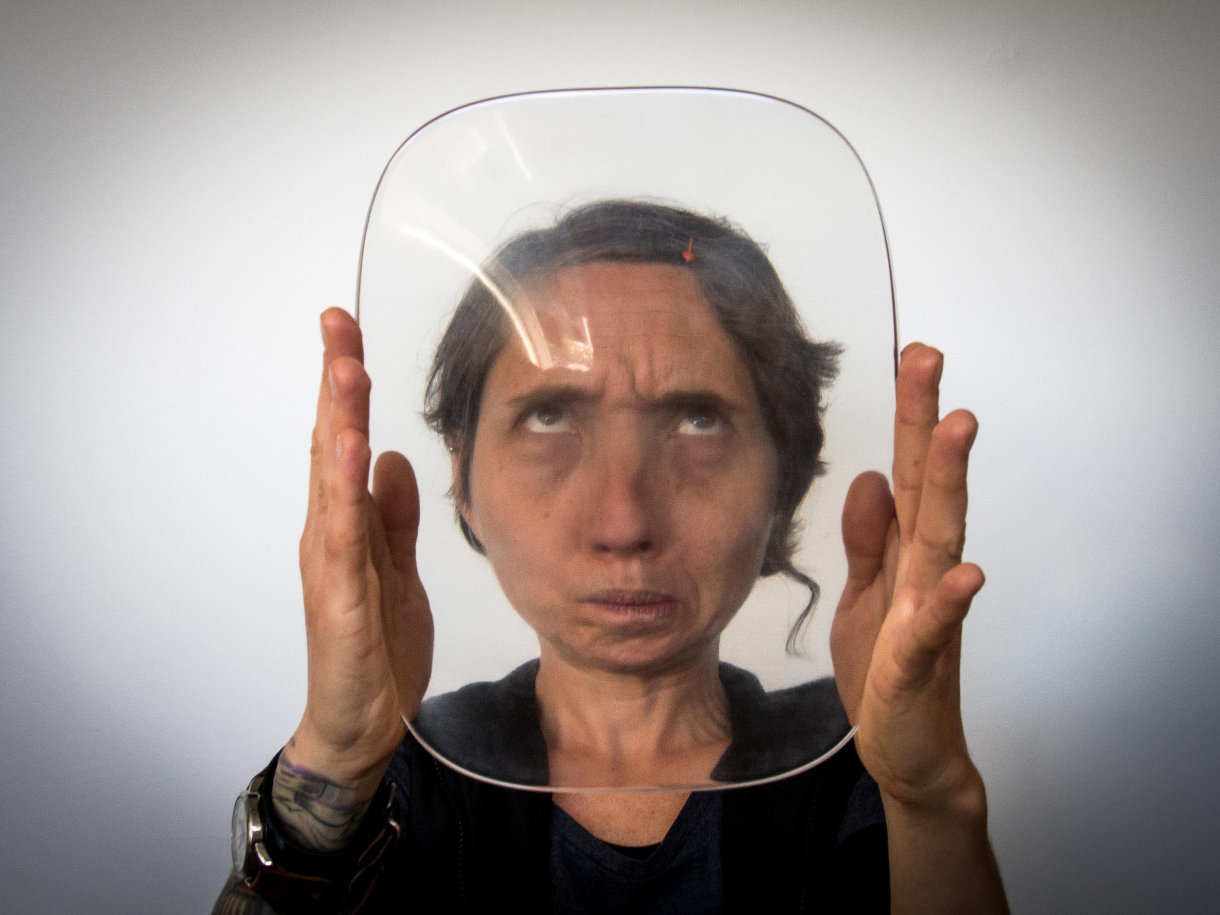 Balloon Head Lens II