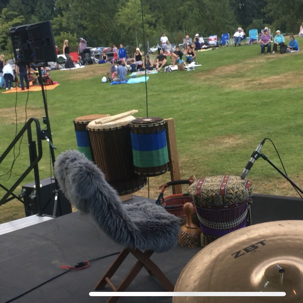 Music in the Park concert series BI 2018