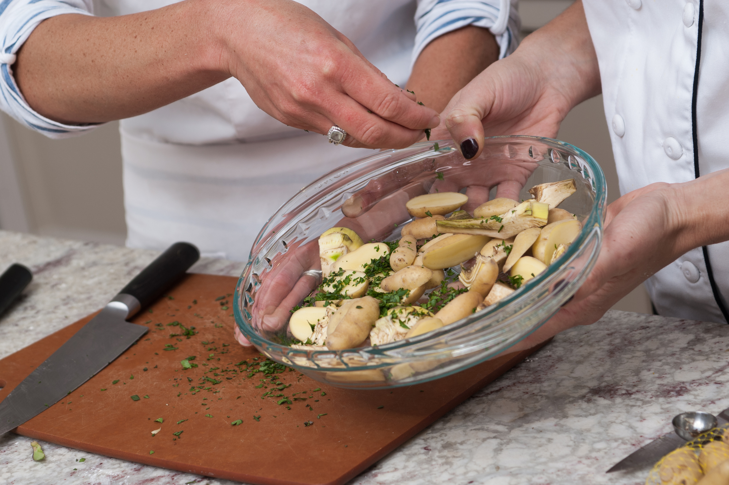 In-Home Culinary Experiences