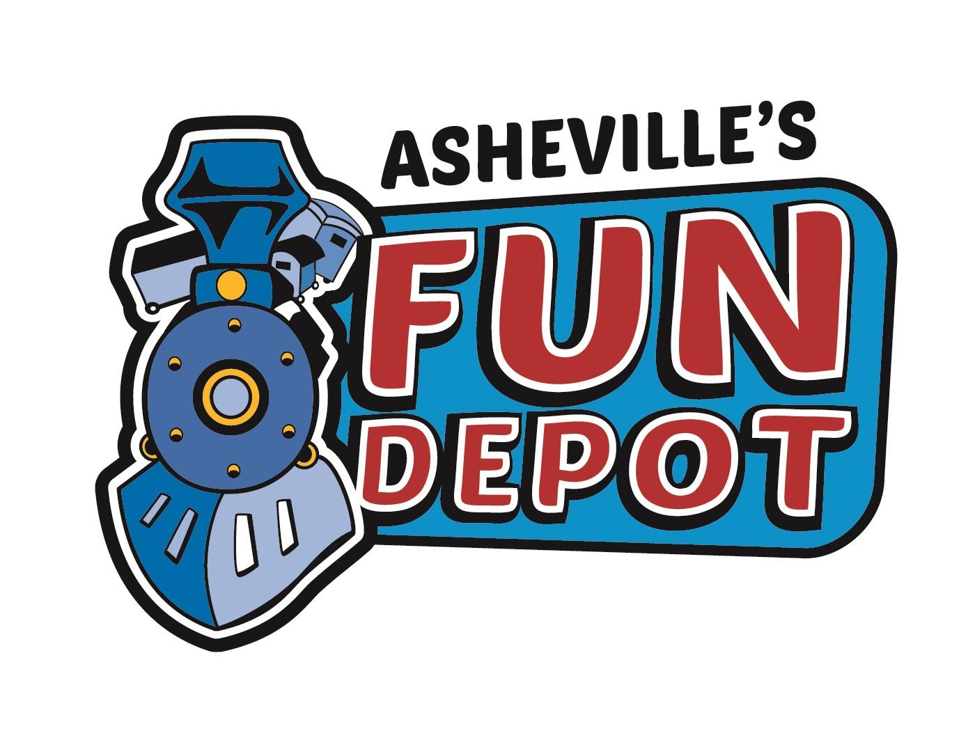Asheville's Fun Depot Logo Sign.jpg