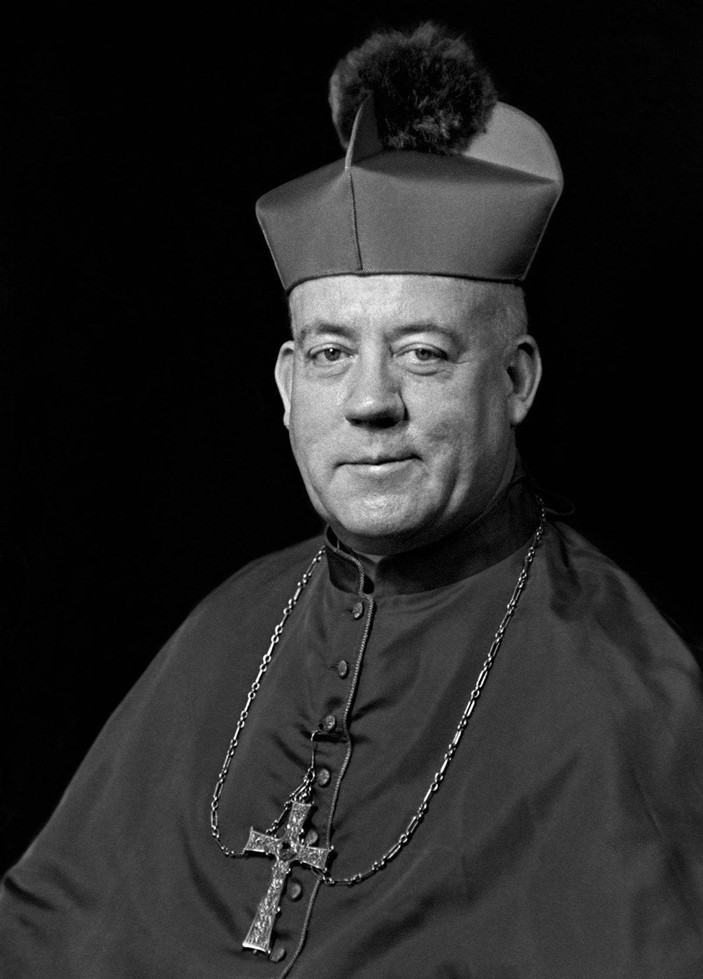 Archbishop Thomas E. Molloy, Bishop of Brooklyn, 1947