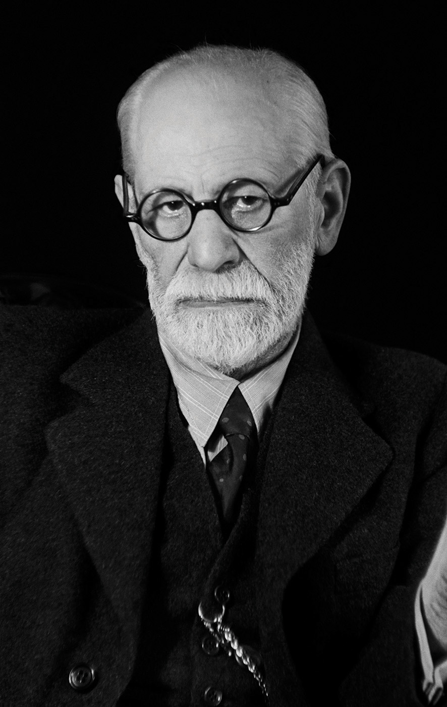 Sigmund Freud, London, 1939