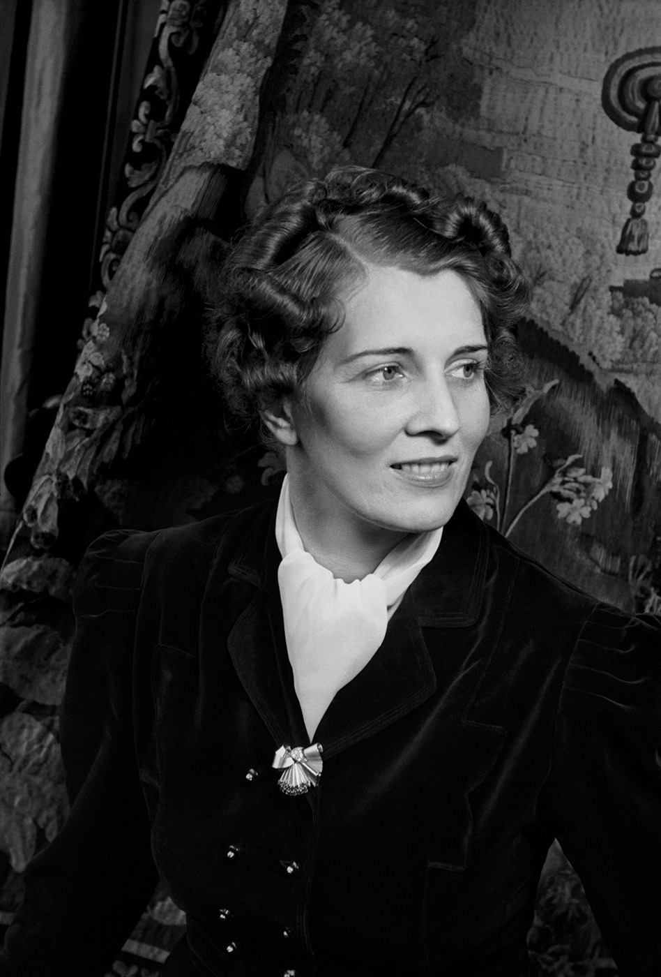 Eleanor Davies Tydings, wife of Senator Millard Tydings, Washington, D.C., 1946