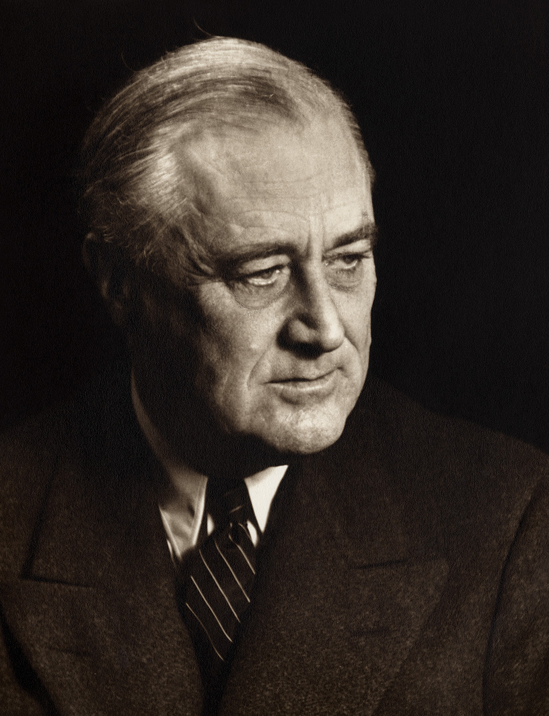 President Franklin Delano Roosevelt, Washington, 1939