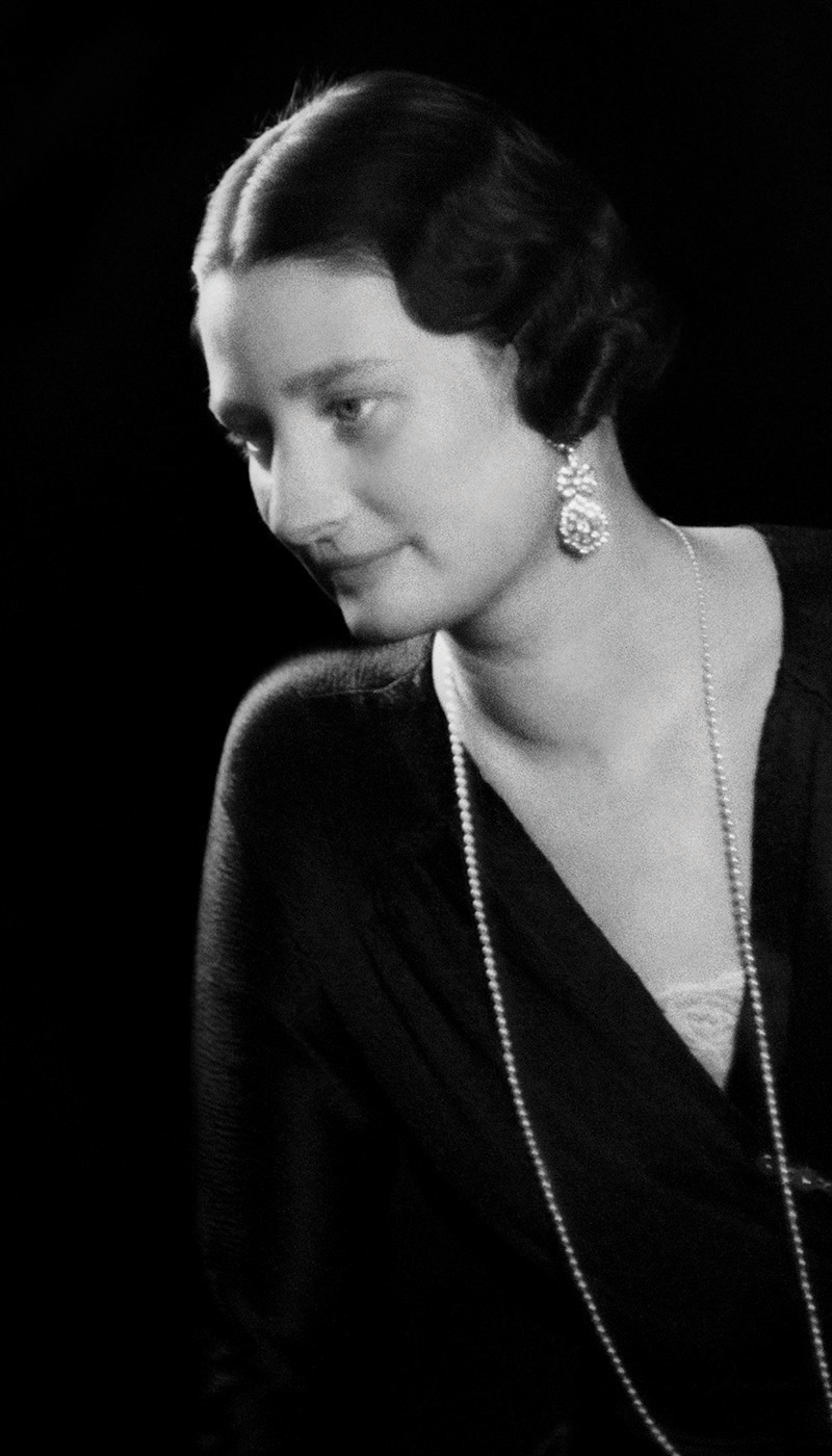Queen Astrid of the Belgian Royal Family, Brussels, 1936/37