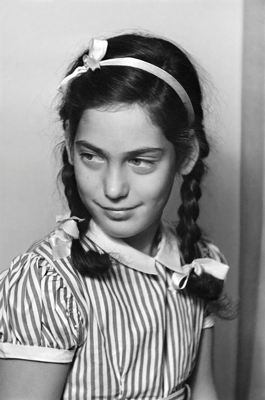 """""""Judy,"""" New York, 1943"""