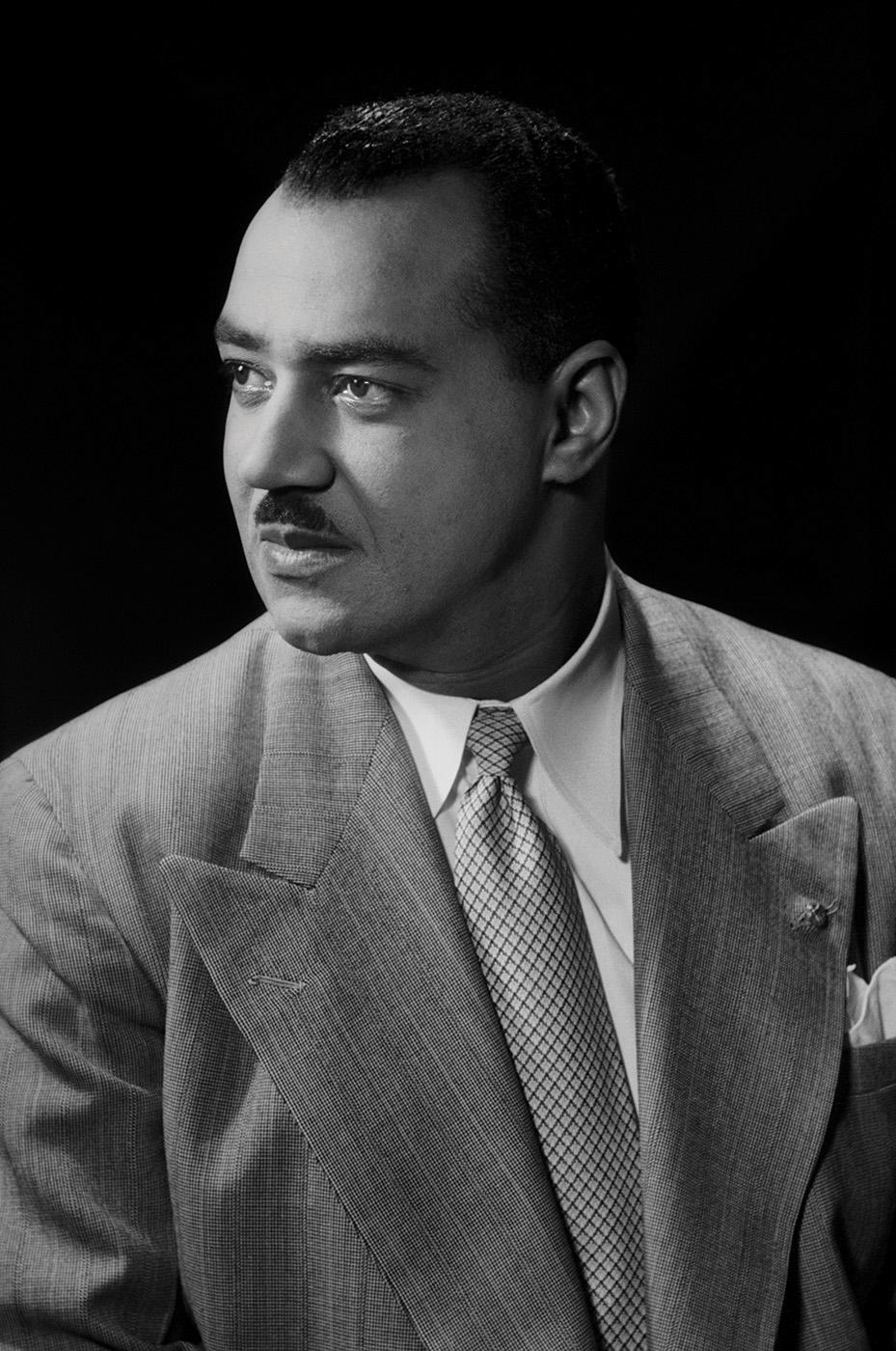 Lawrence Winters, opera singer, New York, 1946