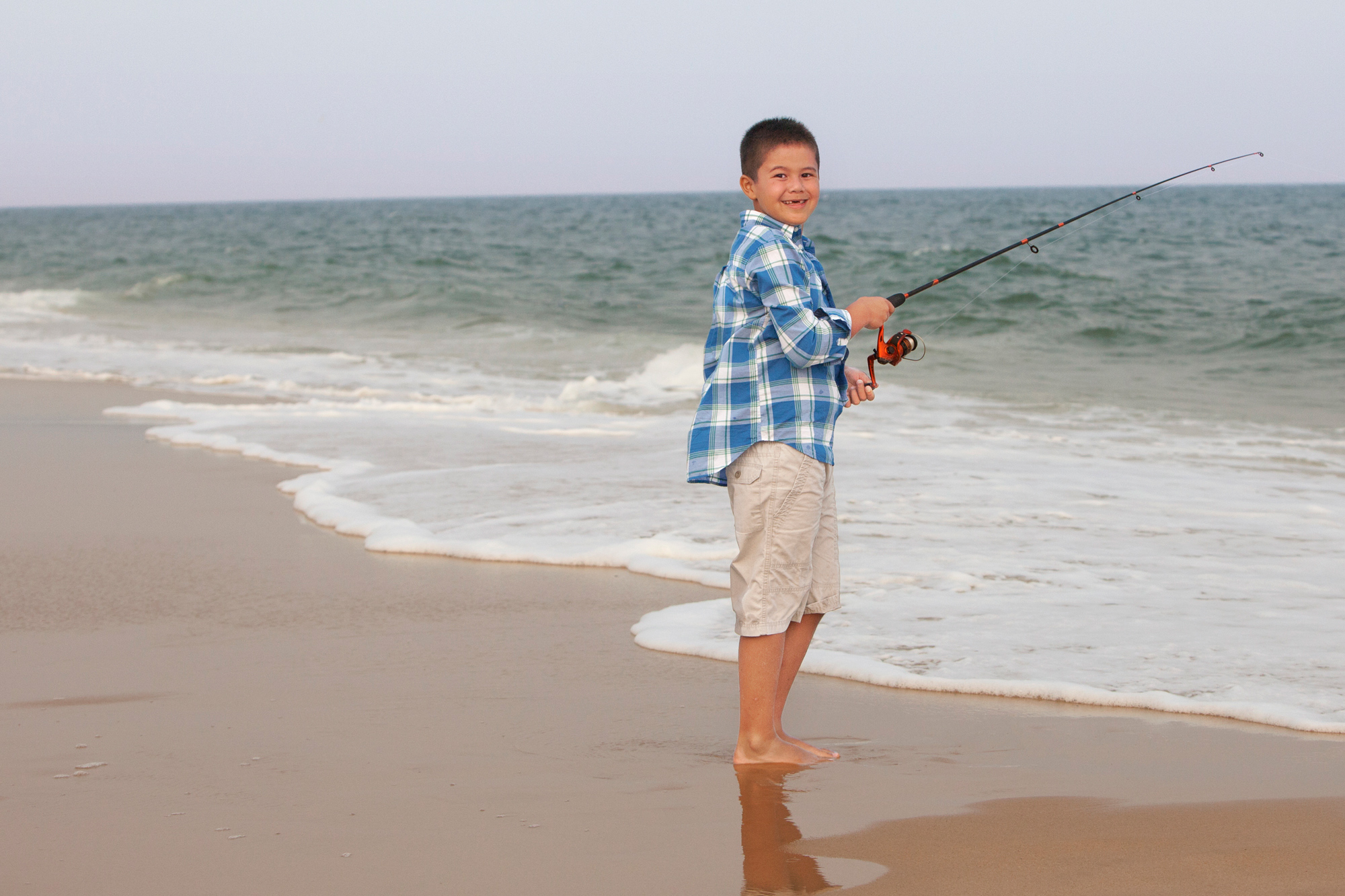 Westhampton Fishing Session