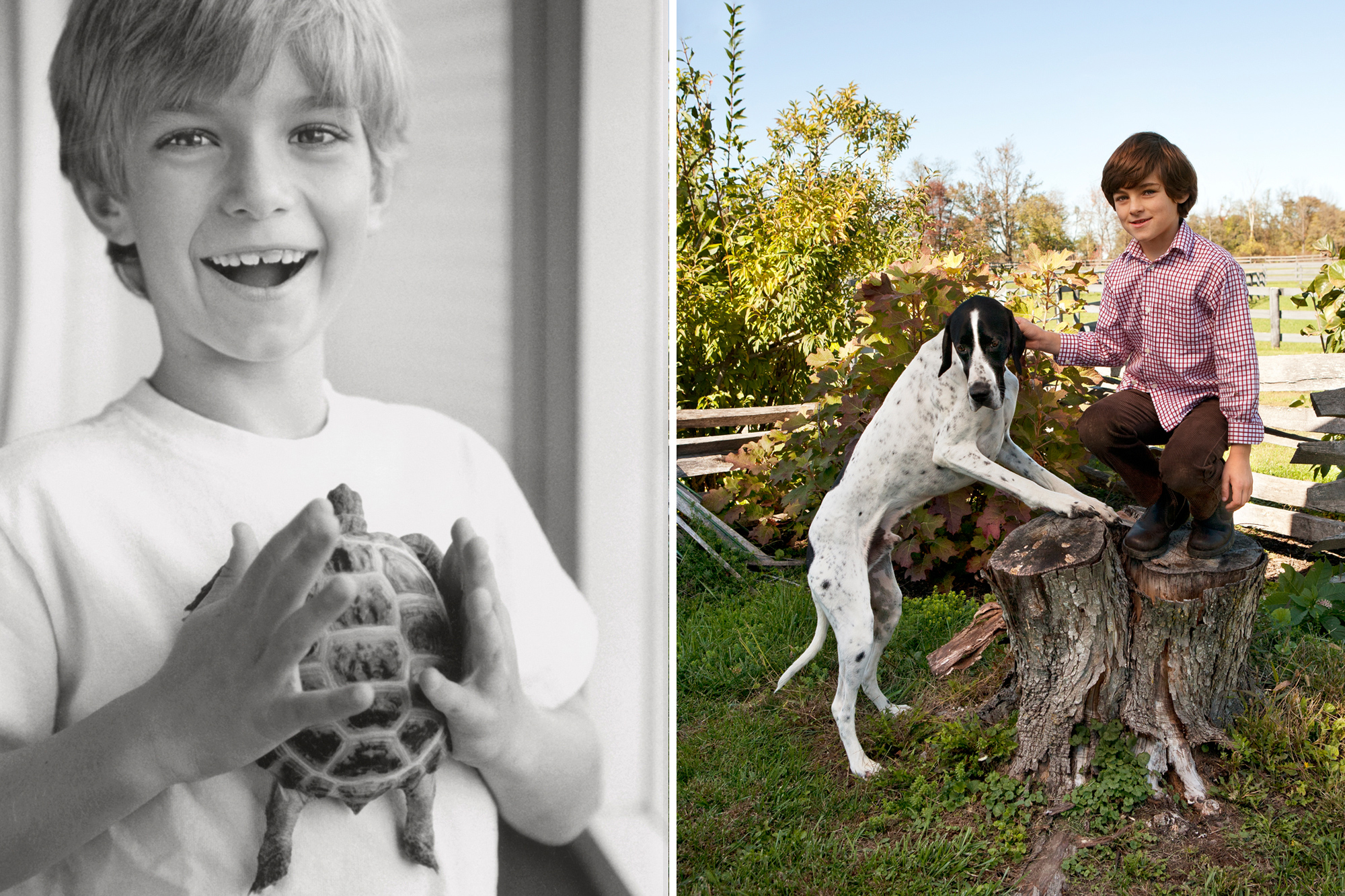 Bridgehampton Childhood Pets