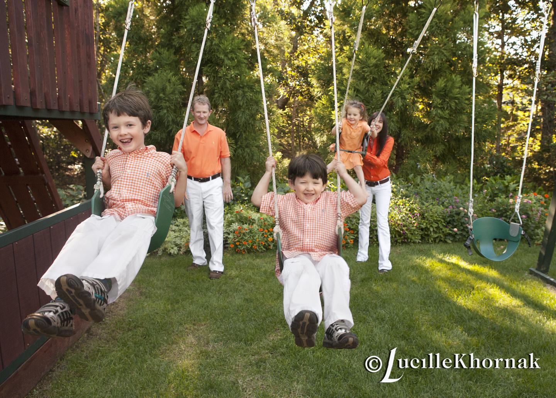 Family Fun - LKPhotography