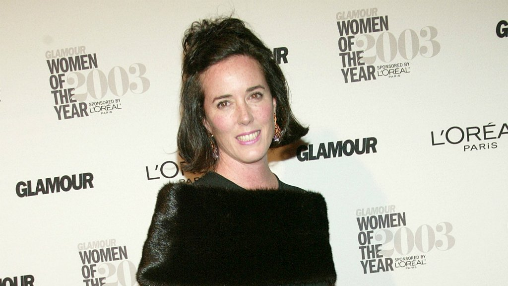 © Evan Agostini / Getty Images (file photo) | Fashion designer, Kate Spade, was found dead in her New York City apartment in an apparent suicide on Tuesday June 5, 2018.
